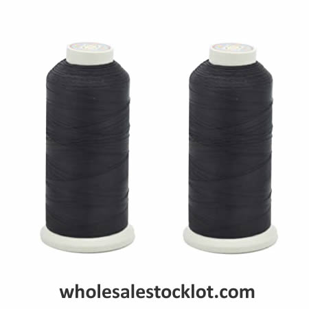 Mandala Crafts Bonded Nylon Thread for Sewing Leather