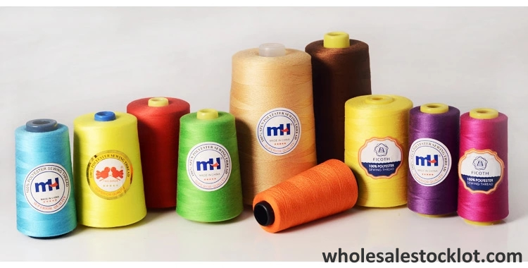Sewing Thread Types According To The Fiber