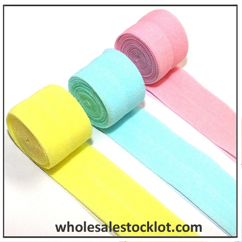 Wholesale China Inventory Elastic Webbing Bands For Clothes