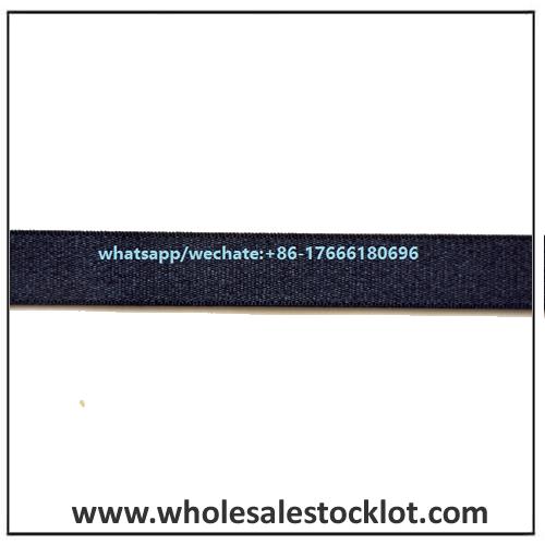 Stock Knitted Elastic Band Webbing Wholesales