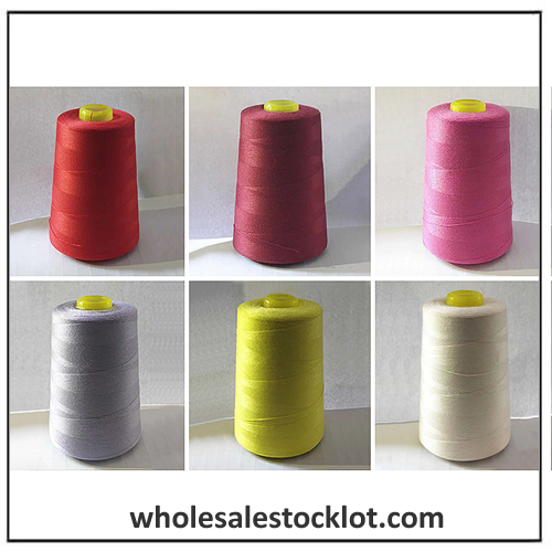 100% Polyester Weaving Thread China Stocklot