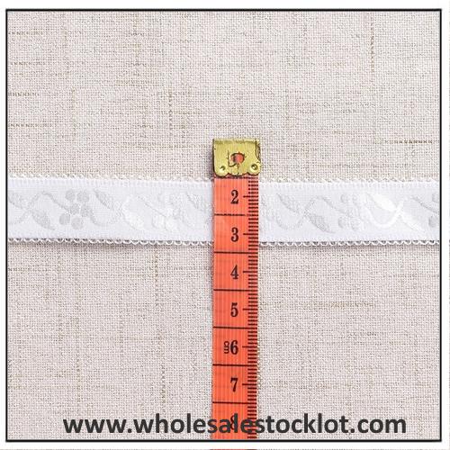 20mm Width Lace Elastic Bands Tape Wholesaler Supplier