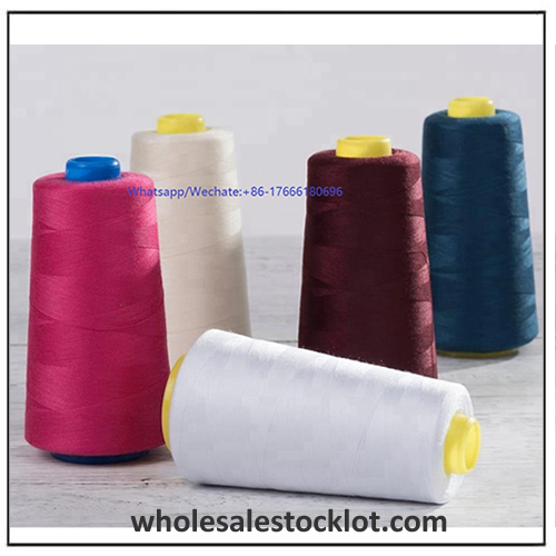 20s/3 Counts Sewing Thread Home Textiles Wholesaler