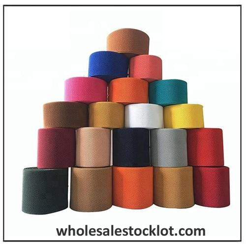 China Elastic Webbing and Belt Wholesale Stocked
