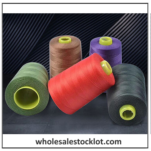 Colorful High Strength Polyester Zipper Sewing Thread