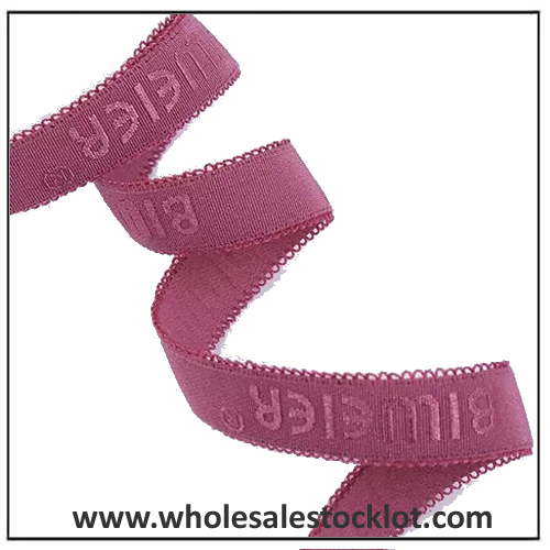 Fashion 10mm Elastic Tape for Underwear