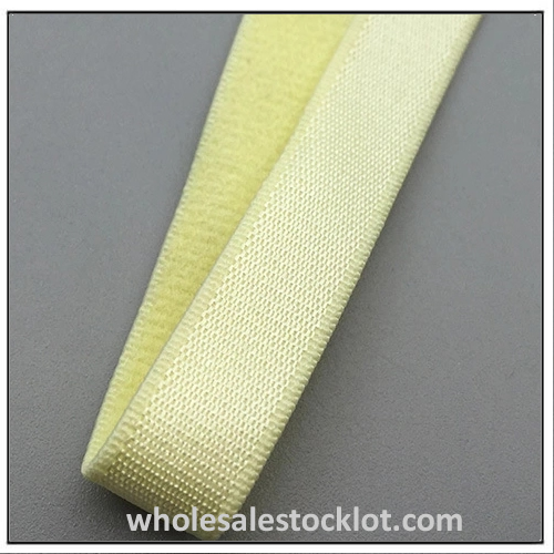 High Quality Polyester Elastic Webbing Tape Bulk Sale