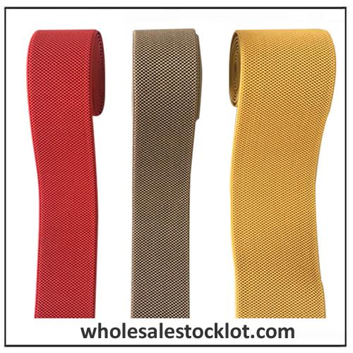 Nylon Webbing Elastic Inventory Wholesale