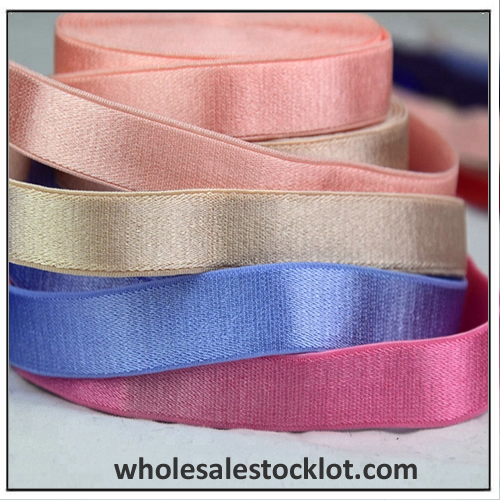 Webbing Band Elastic Tape in Stock
