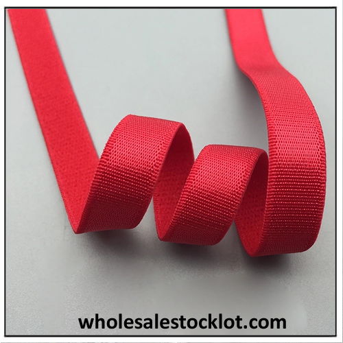 Wholesale Custom Elastic Webbing Nylon Webbing