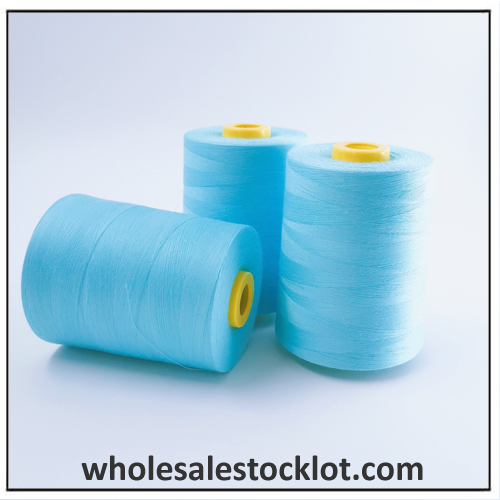 100% Spun Polyester Sewing Thread Wholesaler